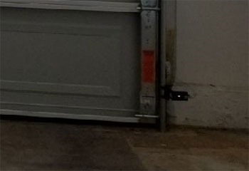 Sensor Alignment Project | Garage Door Repair New Canaan, CT
